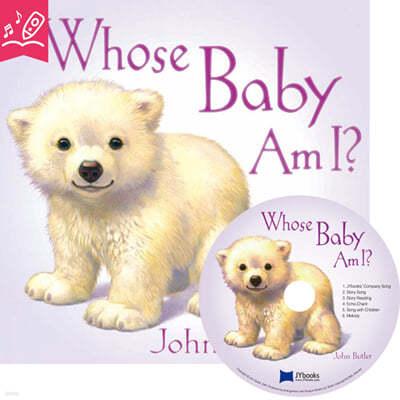 [노부영 세이펜]Whose Baby Am I? (원서 & 노부영 부록 CD)