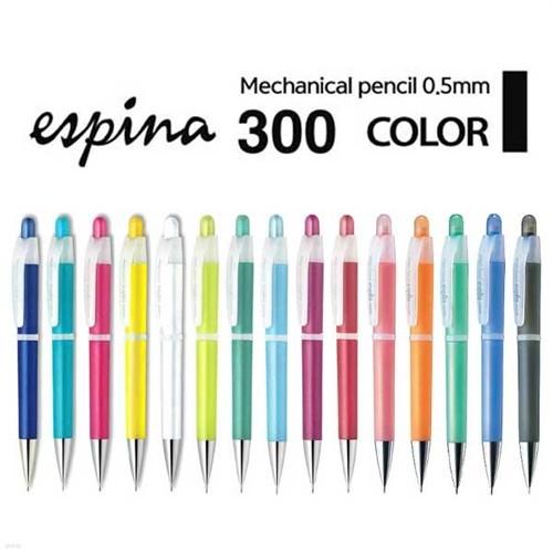 [알앤비]제브라 에스피나 샤프 0.5mm - 15칼라
