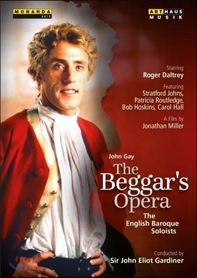 John Eliot Gardiner / Roger Daltrey 존 게이: 거지 오페라 [조나단 밀러 연출 영화 오페라] (John Gay: The Beggar's Opera) 로저 달트레이, 존 엘리엇 가드너