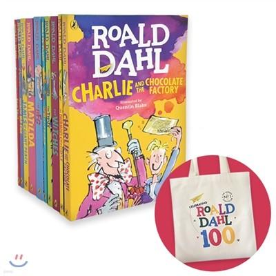 Roald Dahl 10 Books Collection + 에코백 증정