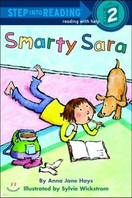 Step Into Reading 2 : Smarty Sara