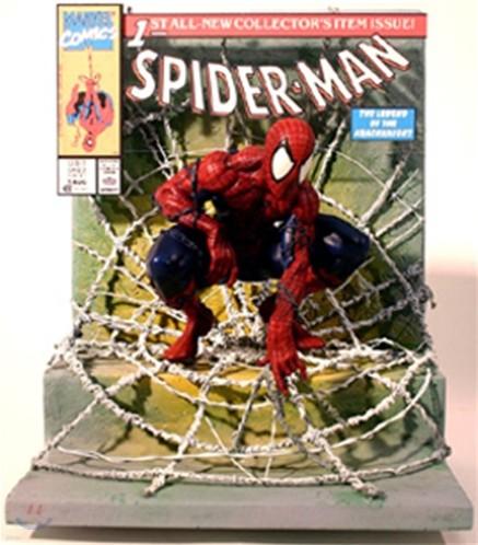 스파이더맨  : Spider-Man Scene Replica