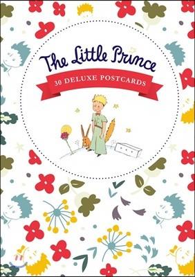 어린 왕자 엽서 세트 : The Little Prince : 30 Deluxe Postcards Card Book