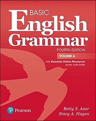 Basic English Grammar : Student Book A + Essential Online Resources, 4/E