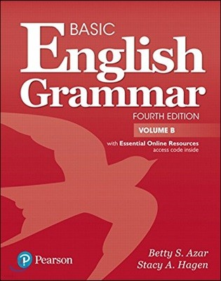 Basic English Grammar : Student Book B + Essential Online Resources, 4/E