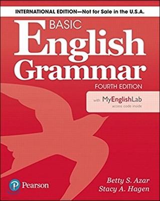 A Basic English Grammar 4e Student Book with MyLab English, International Edition