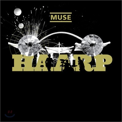 Muse - HAARP: Live From Wembley Stadium