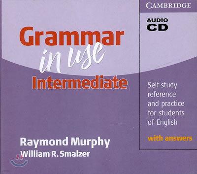 Grammar in Use Intermediate : Audio CD