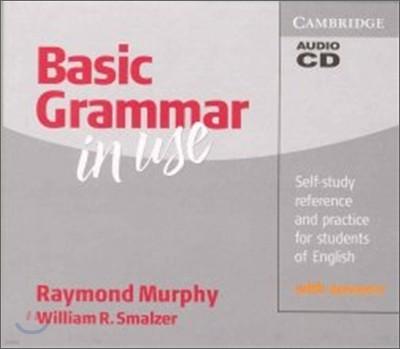 Basic Grammar in Use : Audio CD