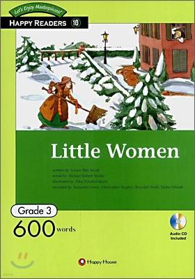 Happy Readers Grade 3-10 : Little Women