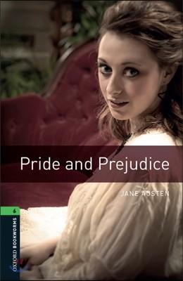 Oxford Bookworms Library 6 : Pride and Prejudice