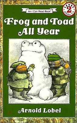 [I Can Read] Level 2 : Frog and Toad All Year