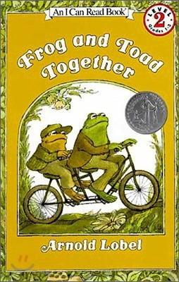[I Can Read] Level 2 : Frog and Toad Together