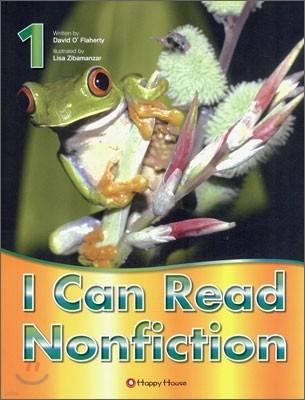 I Can Read Nonfiction 1