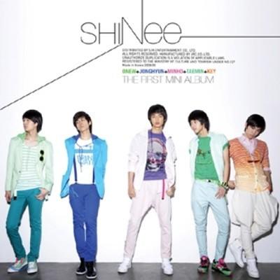 샤이니 (SHINee) - 미니앨범 1집 : 누난 너무 예뻐