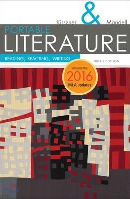 Portable Literature, 9/E
