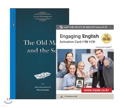 World Classics 2 The Old Man and the Sea + Engaging English
