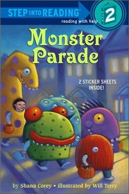Step Into Reading 2 : Monster Parade