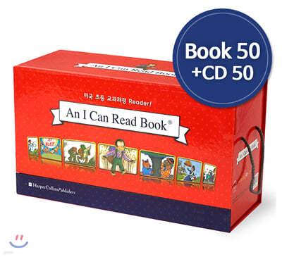 [I Can Read] 아이캔리드 2단계 A Full Set (Book 50 + CD 50)
