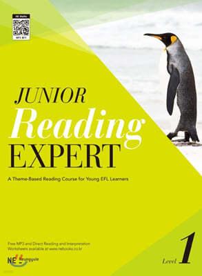 Junior Reading Expert 주니어 리딩 엑스퍼트 Level 1