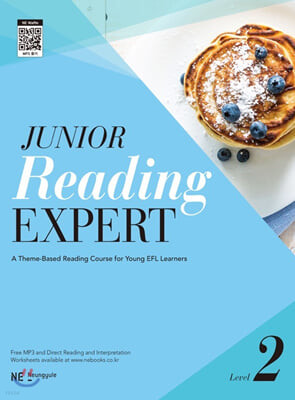 Junior Reading Expert 주니어 리딩 엑스퍼트 Level 2