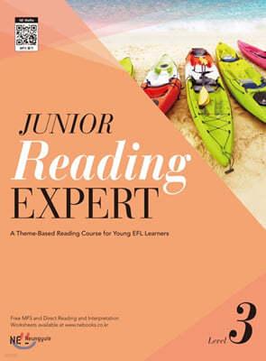 Junior Reading Expert 주니어 리딩 엑스퍼트 Level 3