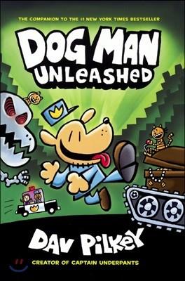 Dog Man 2: Dog Man Unleashed