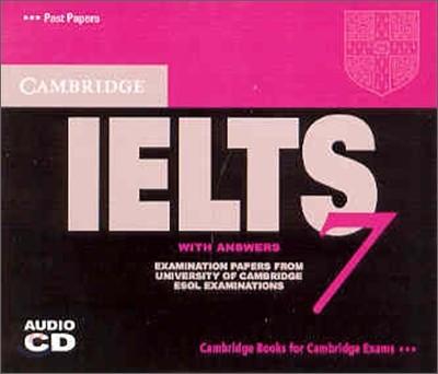Cambridge IELTS 7 : Audio CD