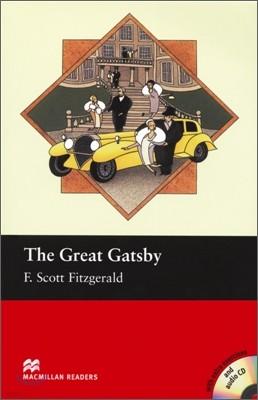 Macmillan Readers Intermediate : The Great Gatsby (Book & CD)