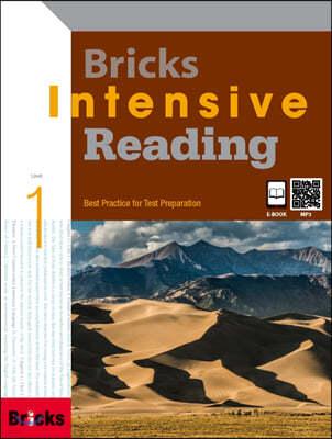 Bricks Intensive Reading 1 : Student Book