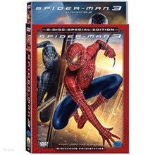 [DVD] Spider Man 3 Special Edition - 스파이더맨 3 SE (2DVD)