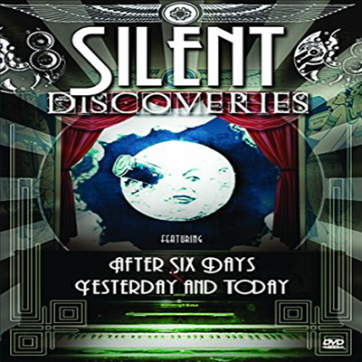 Silent Discoveries: After Six Days / Yesterday And Today (1946) (애프터 식스 데이즈 / 예스터데이 앤 투데이)(지역코드1)(한글무자막)(DVD)