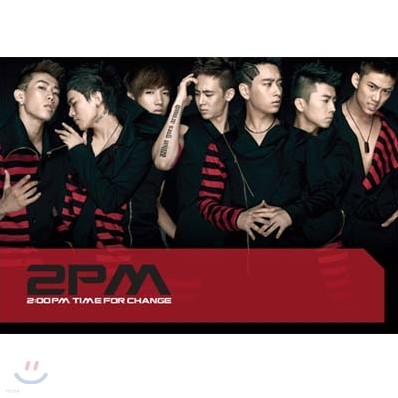 2PM - 2nd Single : 2:00PM Time For Change