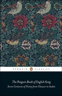 Penguin Book of English Song