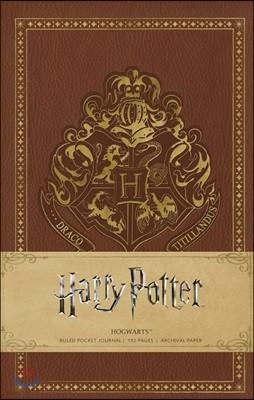 Harry Potter Hogwarts Hardcover Ruled Journal