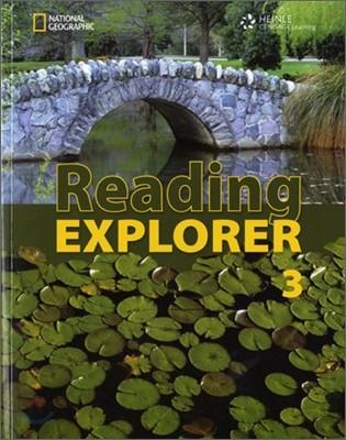 Reading Explorer 3 : Explore Your World