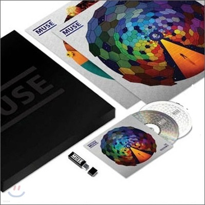 Muse - The Resistance (Limited Edition / Deluxe Box Set)