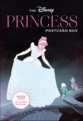 The Disney Princess Postcard Box 1937-2017