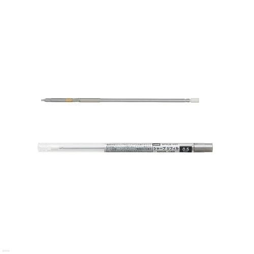 [알앤비]유니볼 style fit 샤프리필심 0.5mm /스타일핏/스타일피트/스타일핏트/M5R-189