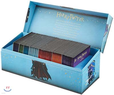 Harry Potter the Complete Audio Collection 해리포터 오디오북 박스 세트 (오디오 CD 100장 / 영국판)
