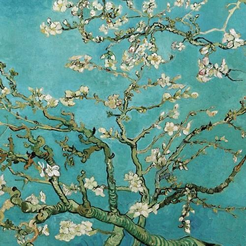 1000조각 직소퍼즐▶ 꽃이 핀 아몬드 나무(PK1000-3135)