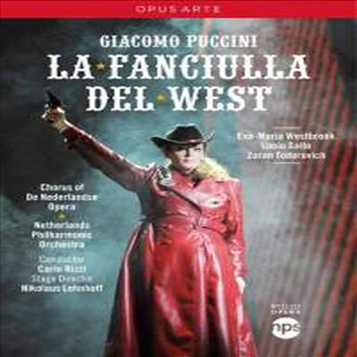 푸치니 : 서부의 아가씨 (Puccini : La fanciulla del West) - Eva-Maria Westbroek