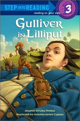 Step into Reading 3 : Gulliver in Lilliput