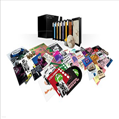 Pink Floyd - Early Years Box Set (10CD+9DVD+8Blu-ray+7Inch 5LP)
