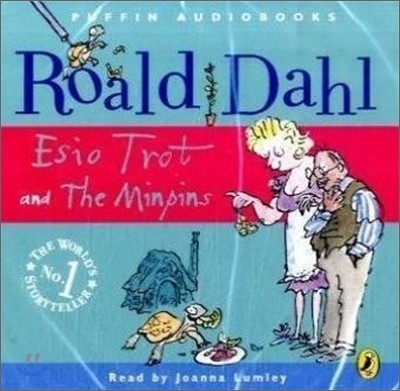 Esio Trot and the Minpins : Audio CD