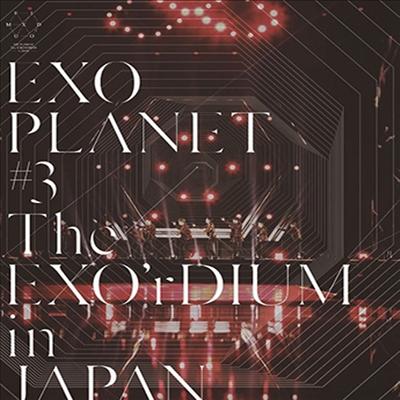 엑소 (Exo) - Exo Planet #3 : The Exo'rdium In Japan(Blu-ray)(2017)