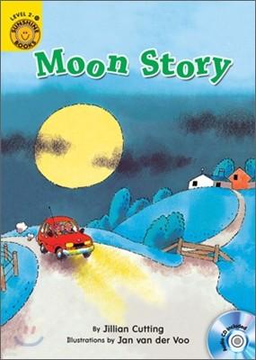 Sunshine Readers Level 2 : Moon Story (Book & Workbook Set)