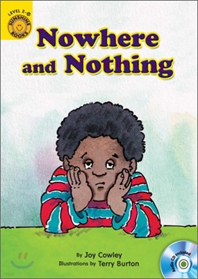 Sunshine Readers Level 2 : Nowhere and Nothing (Book & Workbook Set)