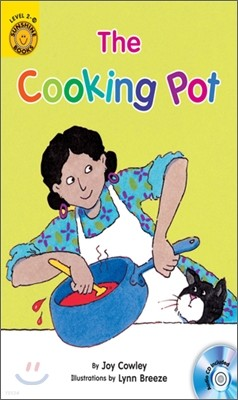 Sunshine Readers Level 2 : The Cooking Pot (Book & Workbook Set)