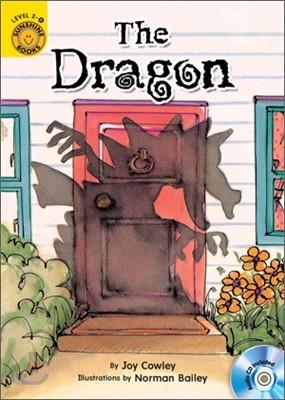 Sunshine Readers Level 2 : The Dragon (Book & Workbook Set)